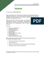 Contoh Dokumen USTEK Pengawasan