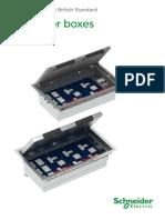 Schneider Mita Floorbox SE6861