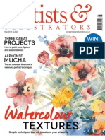 Artists and Illustrators May 2015