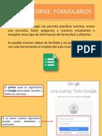 Tutorial de Google Forms