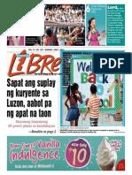 Todays Libre 20150601
