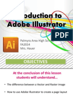 introduction to adobe illustrator - powerpoint