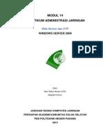 Modul 7 Praktikum Administrasi Jaringan - Mail Server - Debian 7