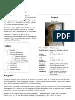 Pitágoras – Wikipédia, A Enciclopédia Livre