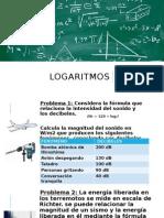 Logaritmos y Aplicacion