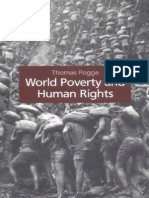 Freedom from poverty as a human rights thomas pogge sexual harassment