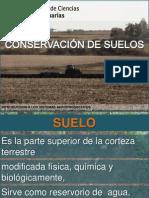 Conservacion de Suelo 2014