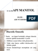 TERAPI MANITOL