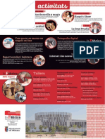 La Fabrica Programació Gener Febrer 2015