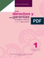 RAMIRO AVILA Los Derechos y Sus Garantias PAG 181
