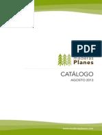 Catálogo Completo Maderas