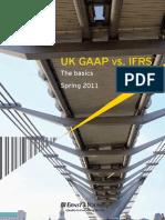 EY UK GAAP vs IFRS - The Basics - Spring 2011