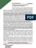 CS Retuvasa Colleferro Controdeduzioni TMB 110210