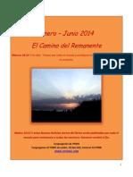 Camino Del Remanente Ene -Jun 2014