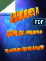 Administracion de Operaciones Diseño Del Proceso