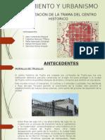 Tramas Centro Historico de Trujillo