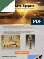 Historia del Arte 2- El Arte Egipcio