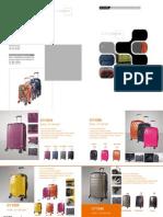 2013 CY Luggage Catalog