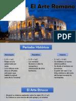 Historia del Arte 4- El Arte Romano