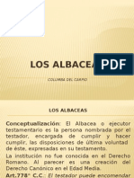 El Albacea (Unsa 2014)