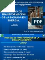 Presentación 9 Clase Etanol y Bioetanol Maestría Energia Renovable