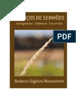 Esboços de Sermões - Rubens Giglioni Rosenhein