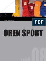 Catalog Oren Sport vol 08