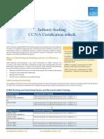 Cisco Ccna Update Flyer