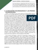l. 7 Evaluacion y Ambitos
