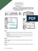 12333    Steel Structure Asssignent
