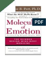 Moleculas y Emocion - Candace Pert