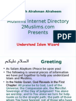 To Discover islam