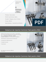 Sistemul de injectie Common Rail pentru MAC.pptx