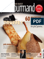 Sud Ouest Gourmand N 23 - Novembre 2014