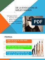 Teoría de La Evolución de Charles Darwin