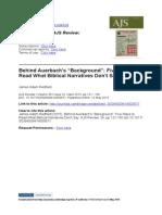 Behind_Auerbachs_Background_Redfield.pdf