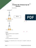 Estática I - solucion