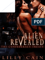 1 – Alien revealed ( satellano) ( saga The confederacy Treaty)