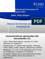 Manual Formato Caso Integrador 2014