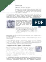 Metodos de Extracion de Aceite Esencial y Propiedades Fisico Quimicas