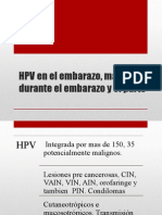 19. HPV en El Embarazo