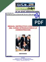 Curso de Introduccio a La Administracion (1)