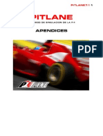 Pitlane7.1 Spanish Apendices