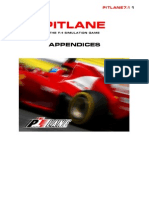 Pitlane7.1english Appendices