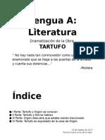Tartufo- Guión