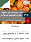 Gestión de Residuos en la Industria Alimentaria; desafíos y oportunidades, CIACH