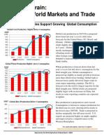 Grain World Markets and Trade