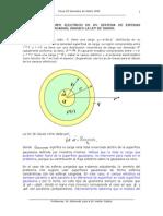Ejercicio Resuelto de Ley de Gauss