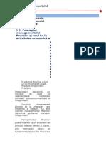 Subiectul 1. Introducere in Managementul Financiar