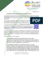 [ITA] La lettera della Commissione di collaborazione della Famiglia Vincenziana